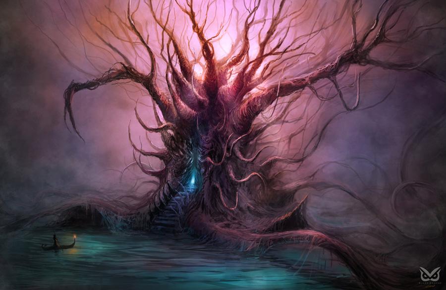 Tree of life - Christian Quinot