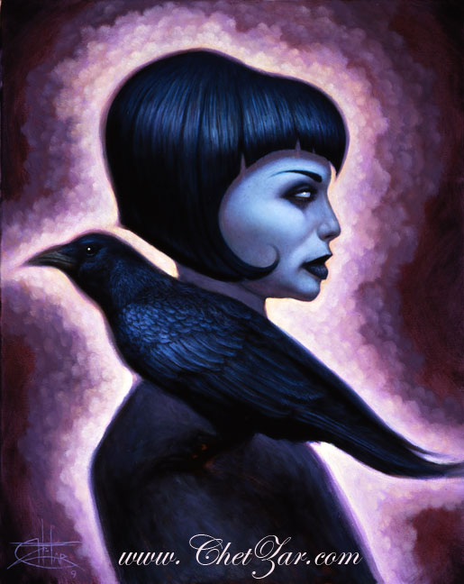 Crow Girl - Chet Zar