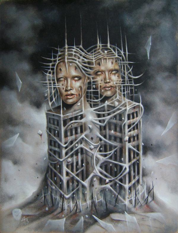 We all rise, we all fall - David Magitis