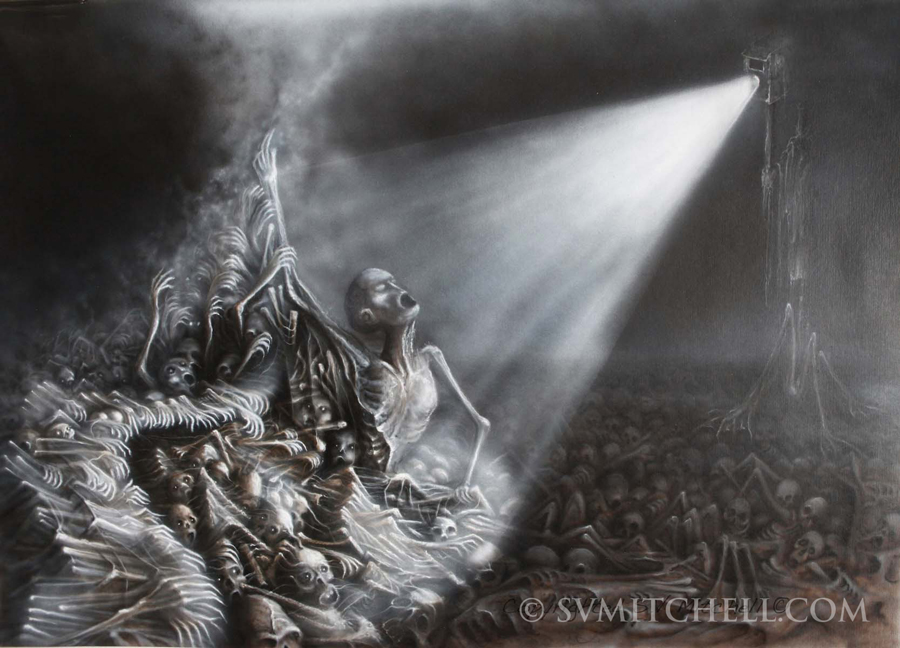 The sea of souls - S V  Mitchell