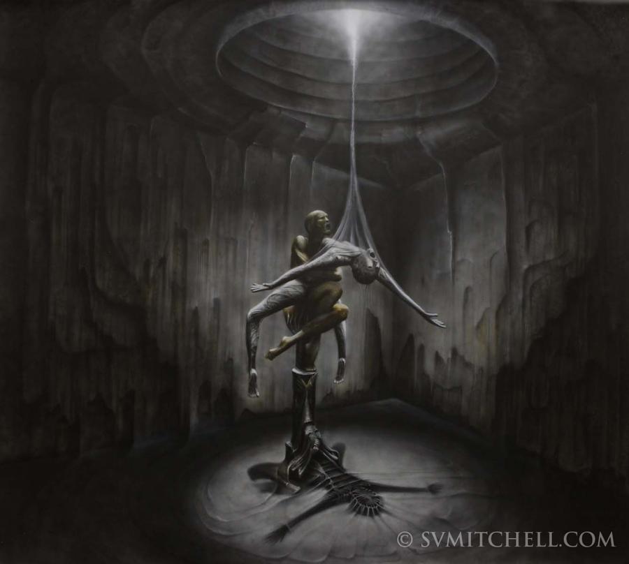 The witness box - S V  Mitchell