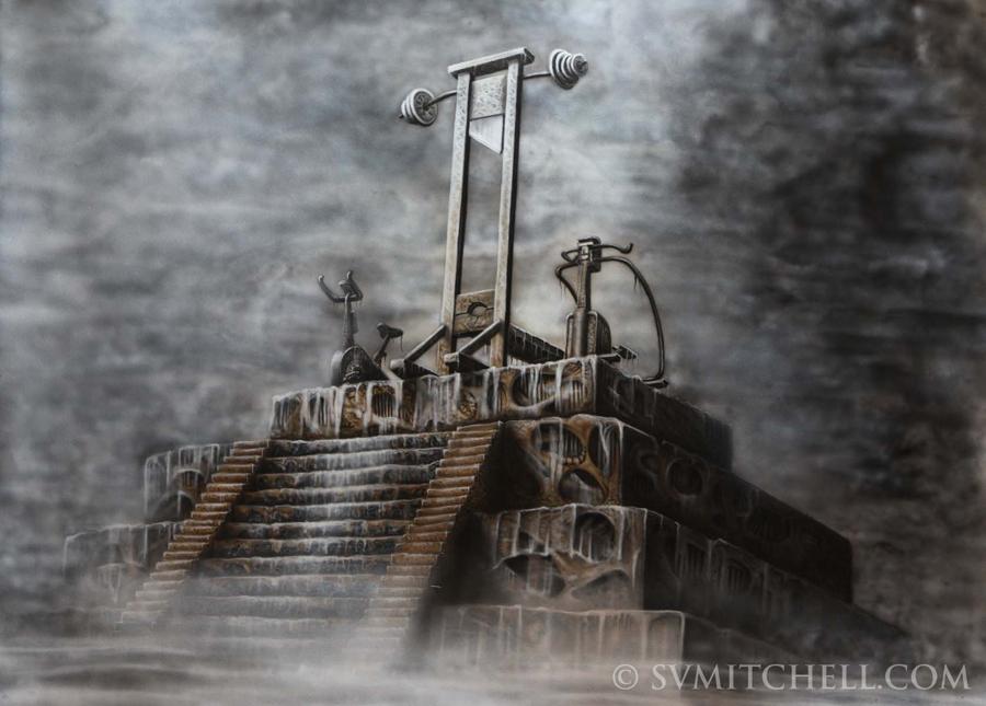 Worship of false Gods - S V  Mitchell