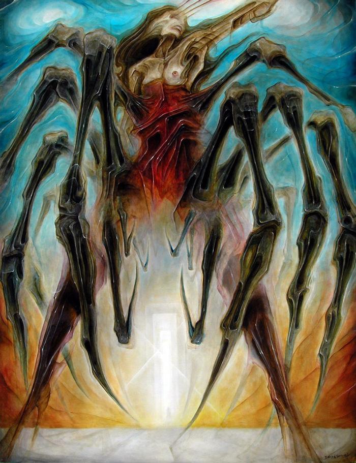 Arachne - Brian Smith