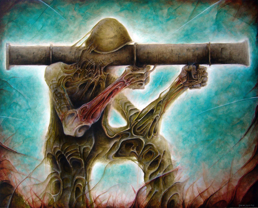 bazooka - Brian Smith