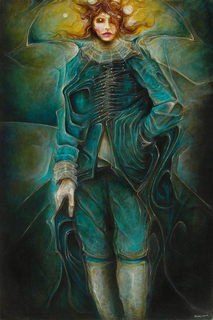 Blue Boy - BrianSmith