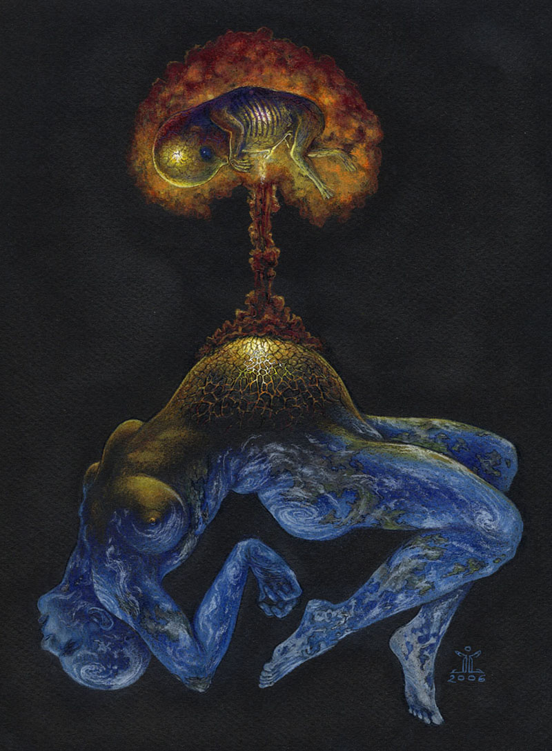 Matricide - Joseph Larkin