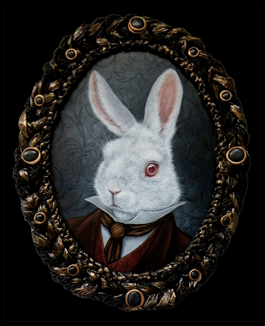 The White Rabbit - Joseph Larkin