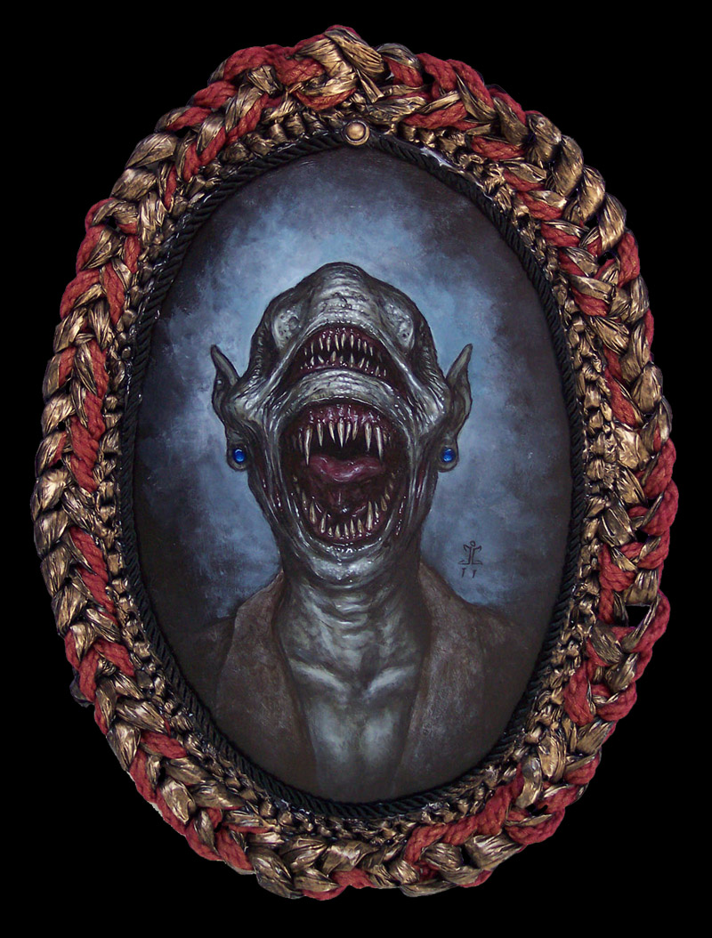 I scream you scream - Joseph Larkin
