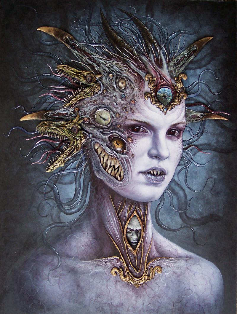 The alchemy aphotic - Joseph Larkin