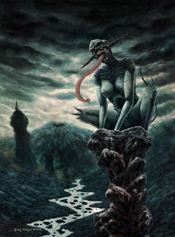 Nightmare!! - Xueguo Yang