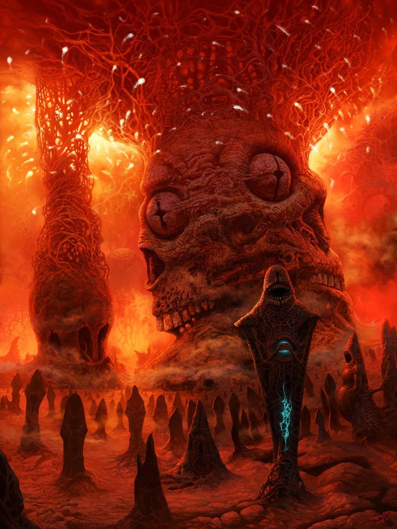 Tower of evil - Xueguo Yang