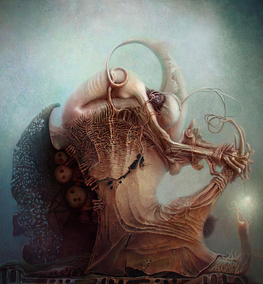 Cochlea - Александр Кумпан