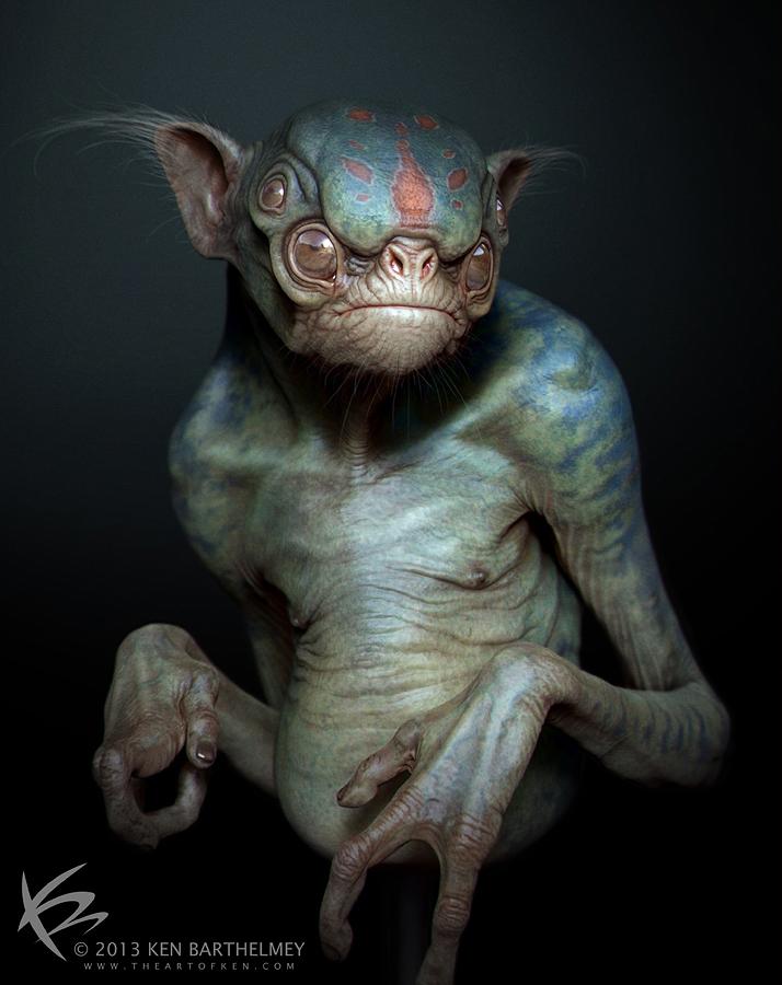 Ren Barthelmey - Creature14