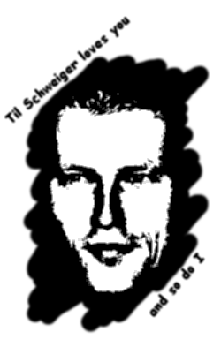 Til Schweiger loves you, and so do I