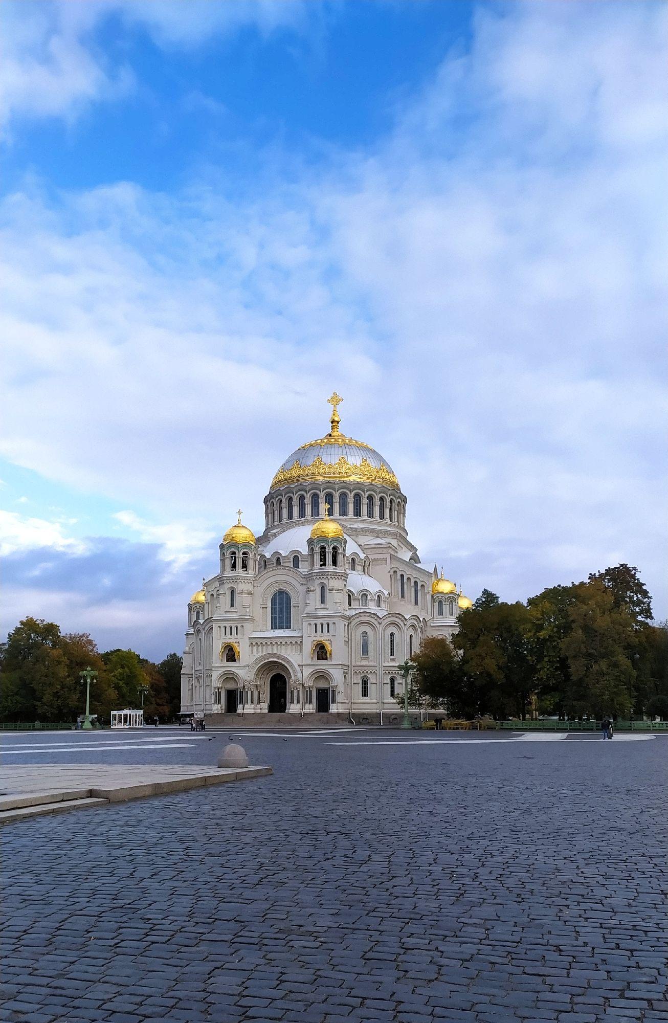 Николаевский морской собор.