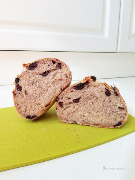 хлеб с оливками_2