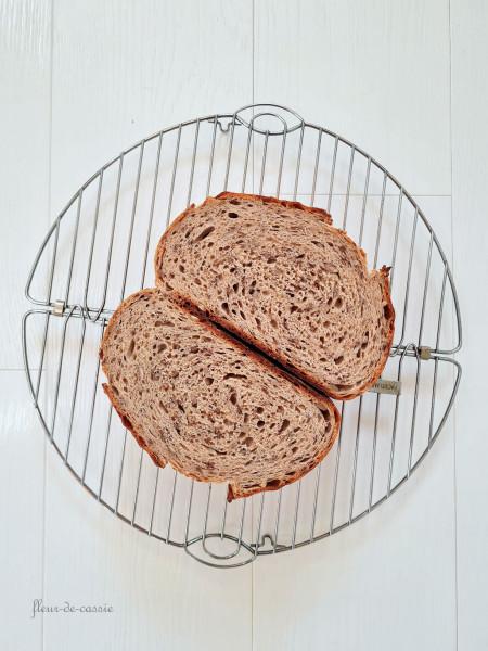 хлеб с цз мукой и семечками_3