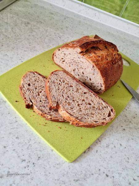 хлеб с цз мукой и семечками_2