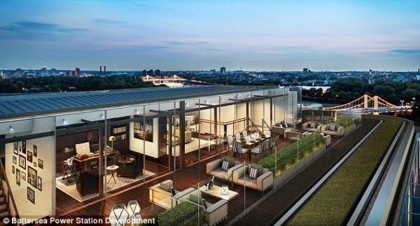 Harry S 20m Apartment At Battersea Station Ontd Styles