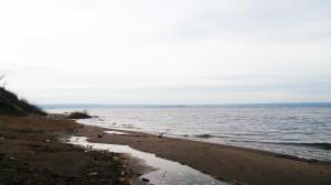 Волга осенью
