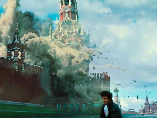 Кремль взорвали