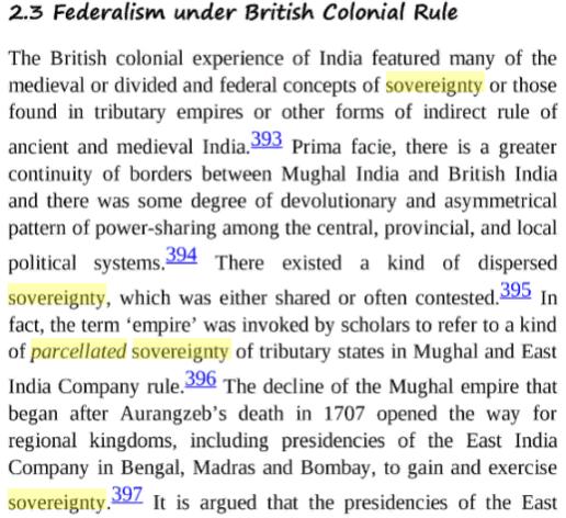 Indian Federalism