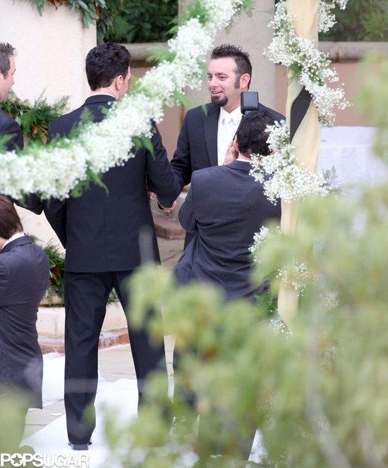 NSYNC-Chris-Kirkpatrick-Wedding-2013-Pictures