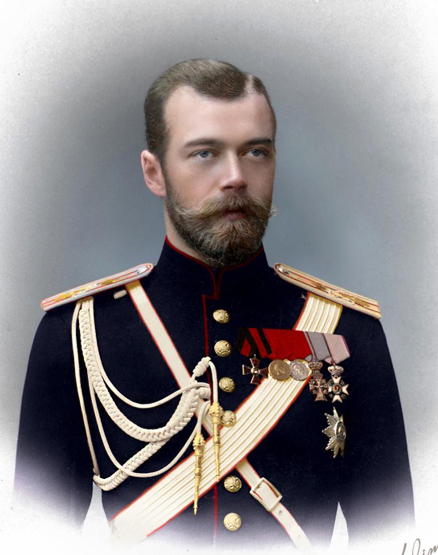 царь николай2фото