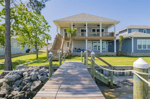 Innerarity Isles House, Pensacola FL Real Estate Sales, Vacation Rental Homes By Owner