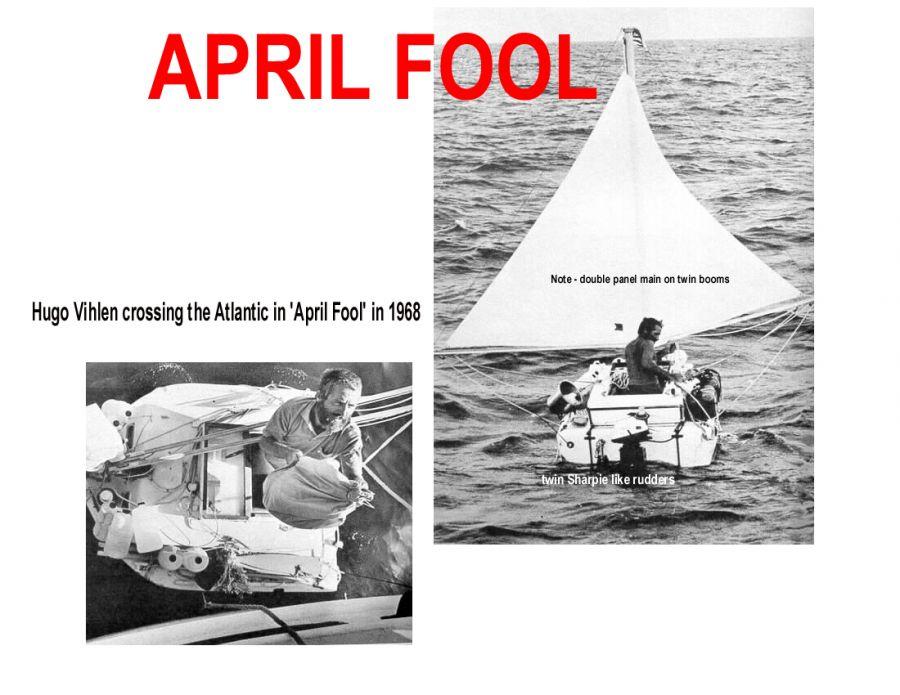 Hugo - April Fool