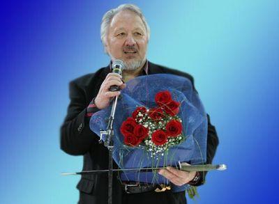 Артист цирка Леонид Костюк