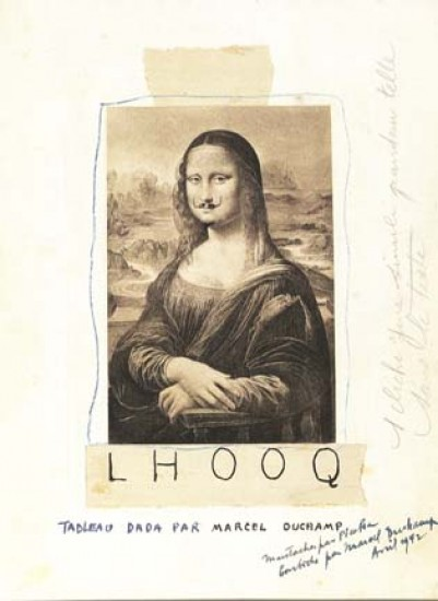 L.H.O.O.Q,
