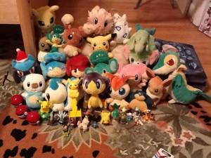 pokemon collection'