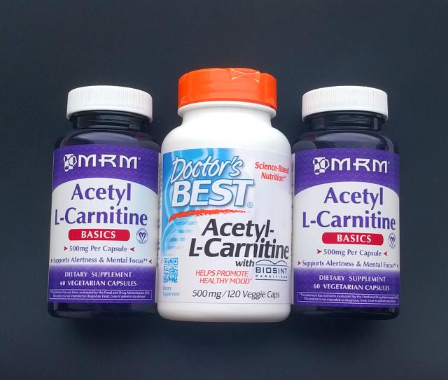 Ацетил-L-карнитин: как стать другим человеком за неделю - Радость ...