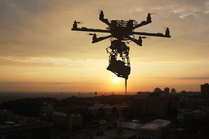flycam top hexacopter