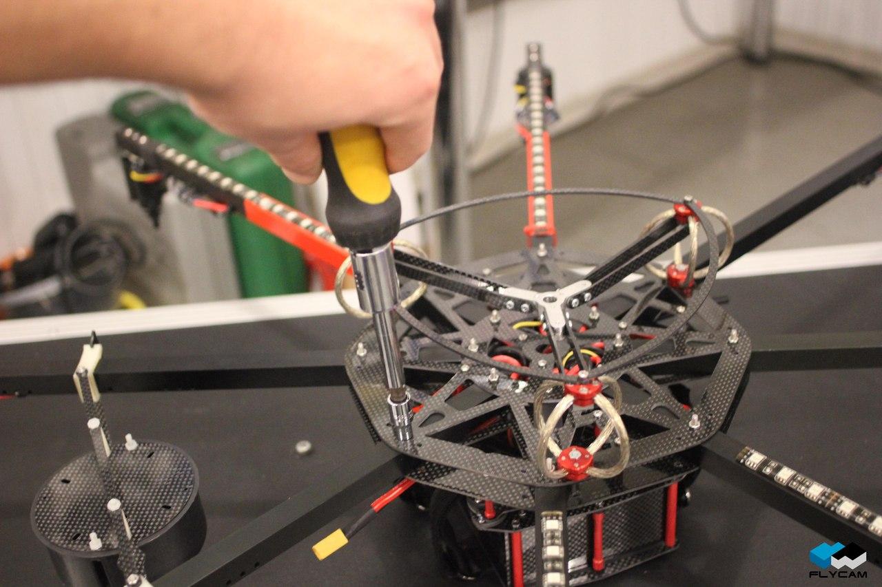 flycam-oktokopter