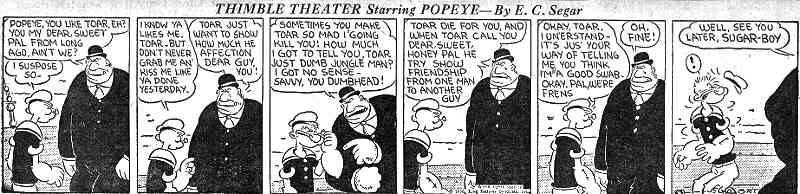 The Temptation of Popeye