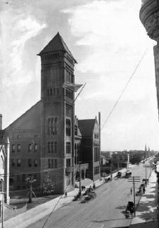 Broadway, ca1888