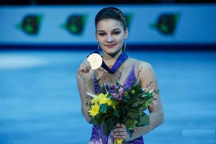 Софья Самодурова чемпионка Европы