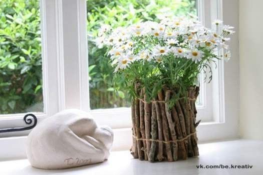 Фото для цветов своими руками в свой двор