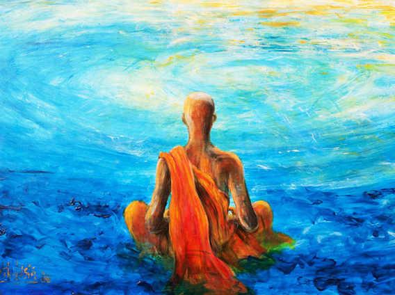 Карма йога — путь осознания себя, как служителя Творцу