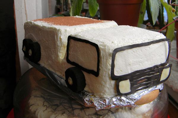 Торт легкий и простой фото 6