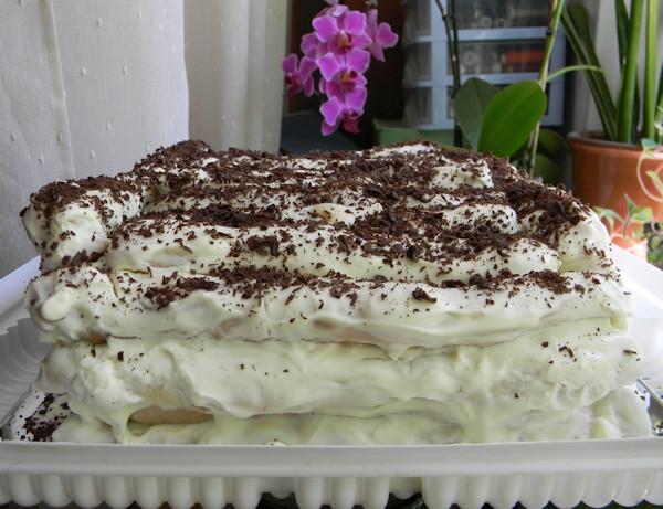 поленница торт с заварным кремом рецепт
