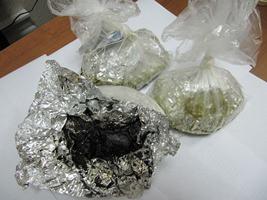 Фальшивое гашишное масло ПОДБРОШЕННОЕ наркогестаповцами в Октябре 2012