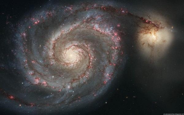 M51 (Мессье 51, NGC 5194)