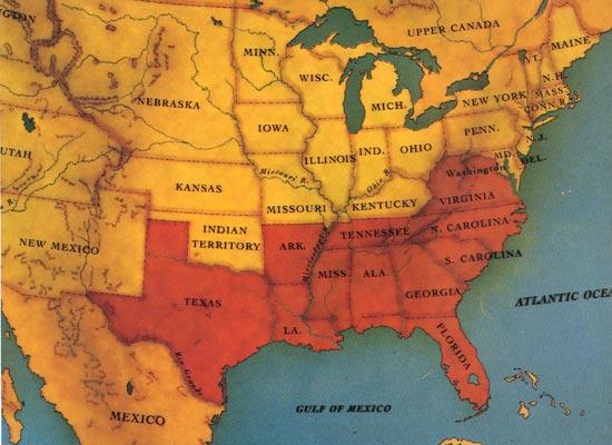 Конституция конфедеративных штатов америки 1861