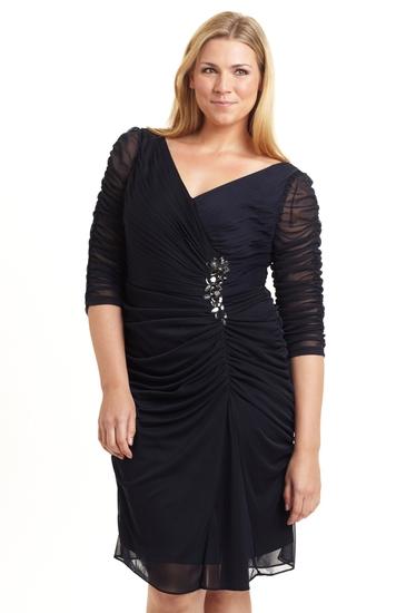 Отчет: платья Sue Wong, зимнее и plus size. 465108096841-1_550x550
