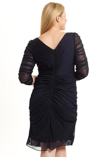 Отчет: платья Sue Wong, зимнее и plus size. 465108096841-2_550x550