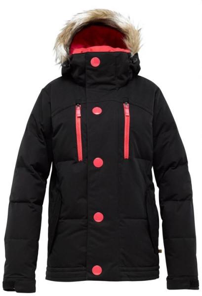 Отчет: платья Sue Wong, зимнее и plus size. sage_down_jacket