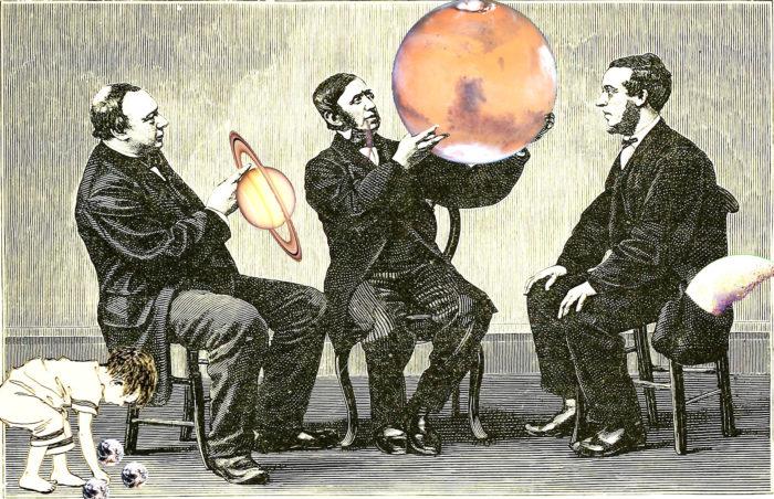 Астрономы-теоретики. Bill Smith